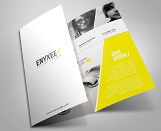北师大孤独症儿童宣传册设计/宣传手册设计/版式设计欣