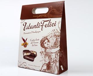 热咖啡包装设计/快餐包装设计欣赏/速食包装效果图设计